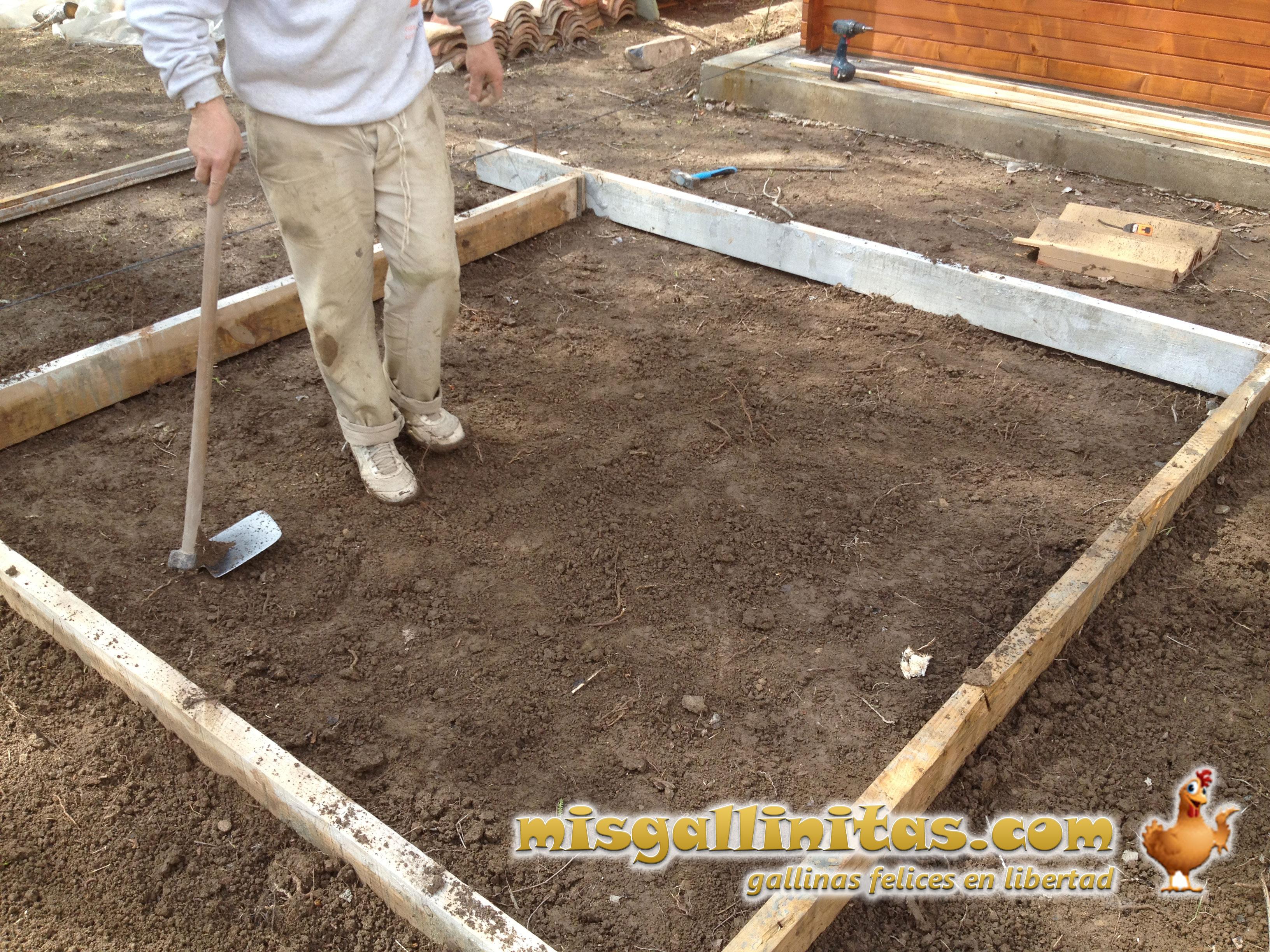 Construir gallinero de madera materiales para la - Gallineros leroy merlin ...
